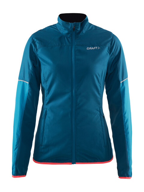 Craft Radiate Jacket Women Teal/Typhoon